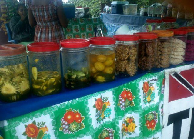 Streets Snacks in Trinidad & Tobago