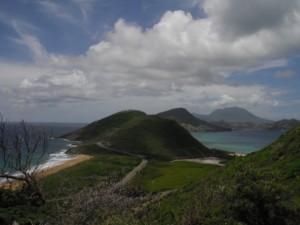 Southeast Peninsula in Saint Kitts