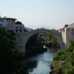 Stari Most , Old Bridge,in Mostar